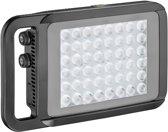 Manfrotto MLL1300-BI Binnen/buiten Geschikt voor gebruik binnen Surfaced lighting spot Zwart verlichting spot