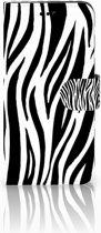 Uniek Design Hoesje Zebra Huawei P10 Lite