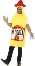 Tequila fles kostuum / verkleedpak voor heren
