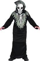 Verkleedkostuum skelet maaier voor jongens Halloween pak ! - Verkleedkleding - 110/116
