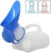 Plas urinaal voor onderweg en op reis meisjes en jongens