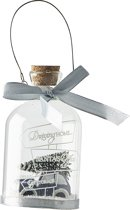 Riviera Maison - Driving Home Bottle Ornament - Kerstbal