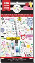 Me and My Big Idea's - Happy Planner Sticker value pack - Get it Done - 786 Pieces