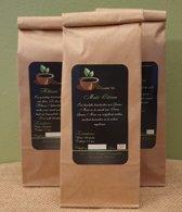 Weerstand Thee pakket  3x 50gr Losse Thee Kruidenthee Eucalyptus-Zoethout-Vlierbloesem Hibiscus Groene Mate Citroen