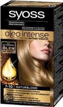 Syoss haarverf Oleo Intense7-10 Natuurlijk Blond