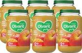 Olvarit 12m53 Appel Perzik Mango Voordeelverpakking