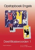Opstapboek Engels Basiswoorden I