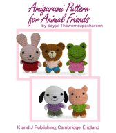 Amigurumi Pattern for Animal Friends