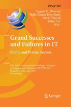 Grand Successes and Failures in IT