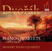 Piano Quartets Op23 & 87