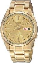Seiko SNKL48K1 horloge heren - goud - edelstaal doubl�