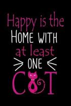 Happy is the Home with at Least one Cat: Cat lovers Prayer Journal, My daily prayer journal, Keeping a prayer journal with 100 pages, Awesome Prayer j