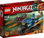 LEGO NINJAGO Woestijnstrijders - 70622