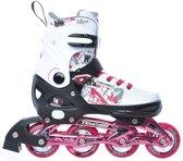 Tempish Daco Inline Skates Junior Roze/wit Maat 33/36