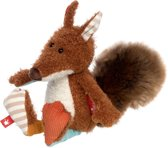 sigikid Mini squirrel, Patchwork Sweety 38979