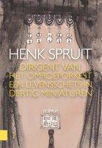 Henk Spruit, dirigent van het Omroeporkest