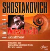 Shostakovich: Works for Cello
