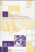 Basiszorg / 3 Medicijnen en wondverzorging / deel Werkcahier