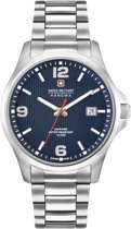 SWISS MILITARY HANOWA Observer Steel Blue horloge 06-5277.04.003