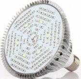 Kweeklamp E27 LED 80W