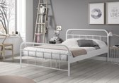 Vipack - Boston bed 140x200 cm - wit