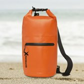 VIZU ExtremeX Dry bag - Waterproof tas 10l - Oranje