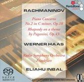 Rachmaninoff: Klavierkonzert 2/+