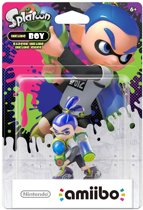 Nintendo amiibo Splatoon Figuur Splatoon Boy - Wii U - NEW 3DS - Switch