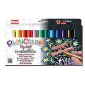 Playcolor Stiften Metallic set van 12
