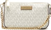 Michael Kors Dames Clutch - Vanilla
