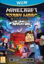 Minecraft Story Mode - Wii