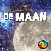 Ons zonnestelsel - De maan