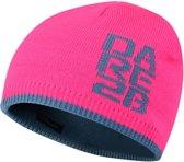 Dare2b-Thick Cuff Beanie-Wintersportmuts-Unisex-MAAT 128-Roze