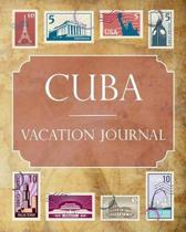 Cuba Vacation Journal