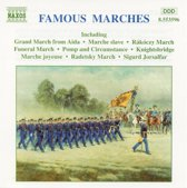 Famous Marches - Grand March from Aida, Marche slave, etc