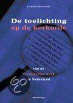 De toelichting op de kerkorde van de Protestantse Kerk in Nederland