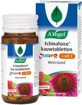 A.Vogel Echinaforce Junior met Vitamine C kauwtabletten - 40 Tabletten