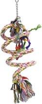 Beeztees Agapornide Spiraal - Vogelspeelgoed - 70x15 cm