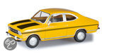 Opel Kadett B-Coupe Rally, geel