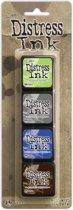 Tim Holtz Distress Mini Ink Kit 14