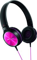 Pioneer SE-MJ522-P - Over-ear koptelefoon - Roze
