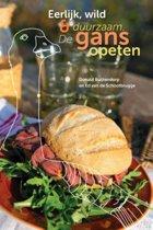 Boek cover Eerlijk, wild en duurzaam. De gans opeten van Donald Buijtendorp (Paperback)