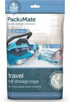 Packmate Vacuümzakken - Travel Set 4-delig - Opbergzakken - Reiszakken - Space Savers - Koffer Bagage organiser