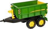 Rolly Toys Aanhanger - Tipp John Deere
