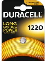Duracell batterij Lithium CR1220 - blister 1