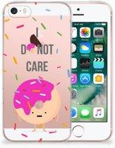 iPhone SE | 5S Uniek TPU Hoesje Donut