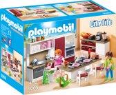 Afbeelding van PLAYMOBIL Leefkeuken  - 9269 speelgoed