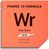It's skin - Power 10 Formula WR Mask Sheet