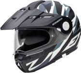 Schuberth E1 Rival Helm Grijs