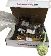 ChunkyCandyBox medium, hondensnack-box voor honden van 13 tot 35 Kg